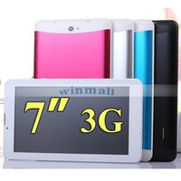 3g gps 7inch tablet pc - 7Inch G Tablet PC MTK6572 dual core Phablet Bluetooth GPS wifi Android Dual Camera Inch