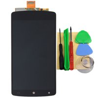Wholesale For LG Google nexus D820 D821 LCD Display Touch Screen with Digitizer Assembly Adhesive Tools Film