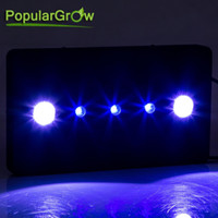 Wholesale New Model COB Full Spectrum W LED Aquarium Light Coral Fish Reef Panel Lamp