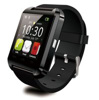 Wholesale Bluetooth Smart Watch WristWatch U8 U Watch Smartwatch Sports Wrist Watches for iPhone Samsung Android Phone Smartphones