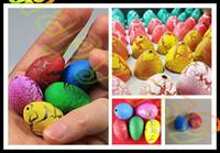Wholesale HOT set CM kid Easter Egg dinosaur eggs Easter dinosaur animal eggs hatch out animal creative toy Easter children day gift
