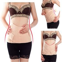 Wholesale Hot New arrival Maternity belly band postnatal recovery waist cincher Slimming Belt with fishing net For Women s Clothing
