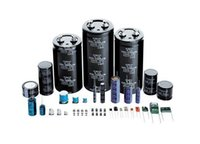 Wholesale Supply from stock aluminum electrolysis capacitor and super capacitor with cylinder shape design which is hot selling