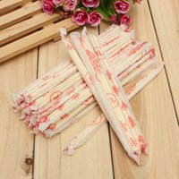 Wholesale Traditional Chinese Bamboo Wooden Chopsticks Pairs Individually Wrapped