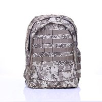 Wholesale 1 outdoor travel bag tactical military fans backpack style camouflage bag tactical bag about L