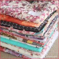 Wholesale Snow spins cloth fabric cloth Women s dress son DIY cloth scarves