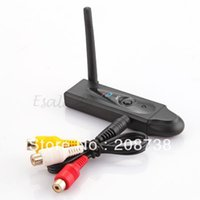Wholesale 2 Ghz Wireless USB DVR channel CCTV Home Security AVI Vedio Recorder