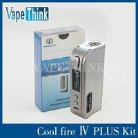 apex stock - Stock Innokin Cool Fire IV Plus Express Kit mah Box Mod From Vapethink Fit for Isub G Apex Tank