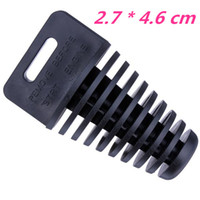 Wholesale Black small size cm silica gel Motorcycle Modified Exhaust Muffler plug for Dirt Pit Silencer washing Waterproof Plug order lt no tra