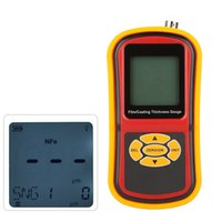 Wholesale GM280 NFe Digital Film Paint Coating Thickness Gauge Meter Tester Paint Sheet Metal Thickness Gauge Range um