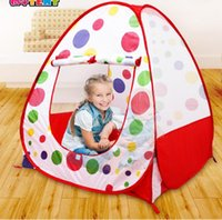 Cheap Children Kids Play Tent toy Best game house baby beach tent