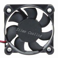 Wholesale 100pcs set Black DC V P mm cm mm Cooling Cooler Fan