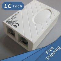 Wholesale Phone Telephone ADSL Modem RJ11 Line Splitter Filter