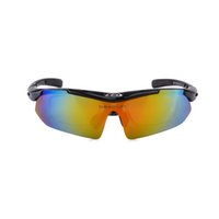 bycicle - Sunglasses Outdoor Sports Cycling Glasses PC Frame Red REVO Lens Polarized Sunglasses Bycicle Sunglasses