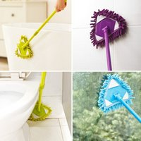 Wholesale Hot Microfiber Telescopic Household Cleaner Tools Stretch Dry Wet Clean Mop Bathroom Mops Floor Cleaning Car Brush Dust JG0012 kevinstyle