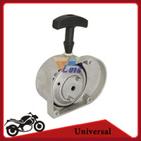 Wholesale Grey Alloy Motorized Bicycle Pull Starter cc cc cc cc cc Stroke Engine Pull Start Scooter Motorcycle Mini Quad ATV order lt no t