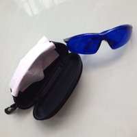 Wholesale IPL goggle Laser glasses E light Safety Goggle nm V L T gt new high A5