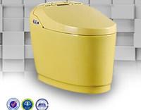 toilet bowl - 2015year unique elegant design without tank toilet ceramic china automatic toilet smart toilet bowl S trap