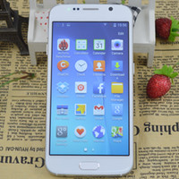 camera battery - HDC S6 inch MTK6582 Quad Core Android MP camera show G LTE built in battery multi language Smartphone