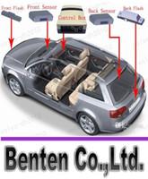 Wholesale llfa755 New Item Car Auto Radar Resister Auto radar detector Prevent ticket Working for camera flashing light