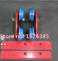 Wholesale T hand Trolley used WITH MINI Electric Hoist on I Beam
