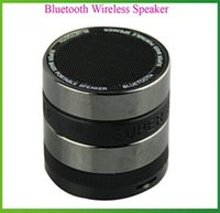Wholesale High Quality Bluetooth Wireless Speaker Mini Portable Super Bass For iPhone Samsung Tablet PC MP3 Player
