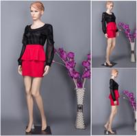 venda por atacado clothing made in china-Moda plástico modelo de corpo inteiro Mulheres Mannequin fêmea Mannequin de Alto Nível para a roupa de Exibição Made In China