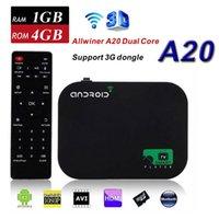 Cheap Allwinner A20 tv box Best xmbc