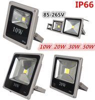 Wholesale 4X Waterproof IP66 Led Floodlight High Power W W W W Led Bulb Flood Lights V LED Lighting Outdoor Light Lamp Warm White