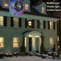 Wholesale Outdoor IP65 waterproof Laser stage light outdoor laser lighting projector red green firefly light projector