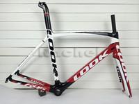carbon fiber bicycle frame - road bike look carbon bicycle frameset full carbon fiber frame cycling frame carbon stem fit for sram force cervelo groupset