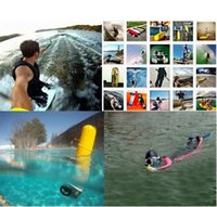 Wholesale New Arrival Yellow Water Floating Hand Grip Handle Mount Float Accessory for Gopro Hero Price