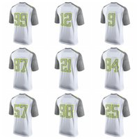 Cheap 2015 Pro Bowl Football Limited Jerseys #99 12 9 87 21 84 57 98 25 American Wears Gray White Clothing Discount Cheap Wholesale Hot Sell