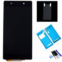 assembly films - For Sony Xperia Z2 L50W D6503 LCD Display Touch Screen Digitizer Assembly Replacement Tools Adhesive Film