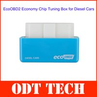 car chip programmer - Best Plug and Drive EcoOBD2 Economy Chip Tuning Box for Diesel Cars Fuel Save