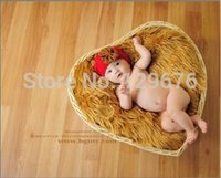 willow basket - 2015 new photography props studio props hundred days baby baskets props baby willow green basket
