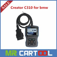 better scanning - 2016 New V5 Creator C310 for BMW Multi System Scan Tool for bmw Code Reader Better than C110 Fast and