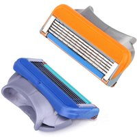 Wholesale 2015 New top brand Hot Sale Alloy shaving razor Set Refill Cartridges layer Shaving Razor Blades