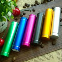 Wholesale sets portable charger usb external battery mah for Iphone Ipod htc samsung xiaomi Mp3 Mp4 Camera etc