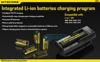Wholesale Nitecore UM10 Charger Intelligent UM10 Chargers LCD display for Li ion IMR Battery RCR123