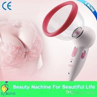 Wholesale 2016 handy high quality breast enlargement cup vacuum cup shaped breast enlarge massager on sale
