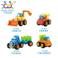 baby mixer - Department of music engineering car tractor bulldozer mixer truck dump truck baby educational toys years old