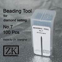 diamond tools - Beading Tools No Pieces box Jewellery Tools Beading Tools Set Stone Setting Diamond Tools Micro Pave Tools Kornevertka