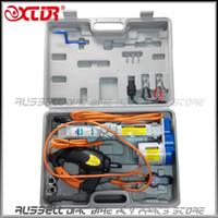 Wholesale 1500KG Car Scissor Electric Jack Wrench Suit Australia OZ Standard Tool Box only sale to USA Australia