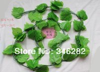 air condition ducts - 3 meters long artificial grape qihii air conditioning duct wall hanging home decoration silk flower