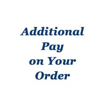 Wholesale Freight compensation Additional Pay on Your Order