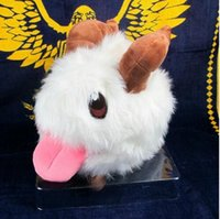 legal highs - 2016 LOL Poro plush toy Poro Doll Legal Edition High quality cm Same Day Shipping JIA793