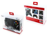 Wholesale NEW Portable Ipega PG Wireless Bluetooth Game Controller Gamepad Joystick for Smartphones Tablet IOS Phone Pad Android iPod