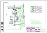 Wholesale DN32 valve drawings Full Machining drawings