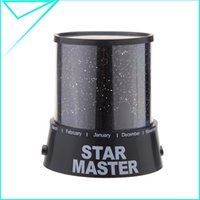 Wholesale Amazing Led Sky Star Master Cupid Romatic Gift Cosmos Star Master Projector LED Starry Night Light Lamp
